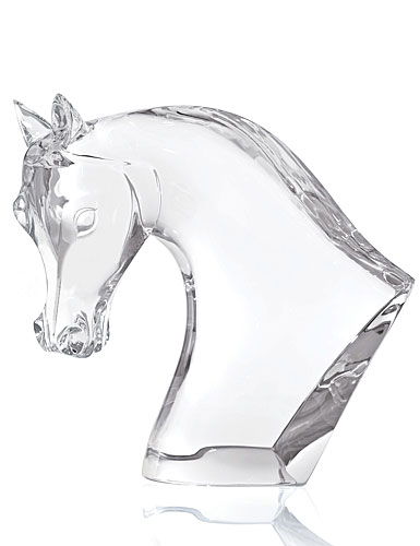 Lalique Horse Head