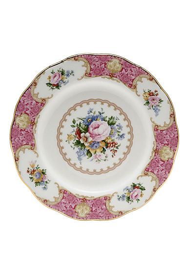 "Royal Albert Lady Carlyle Salad Plate 8"""