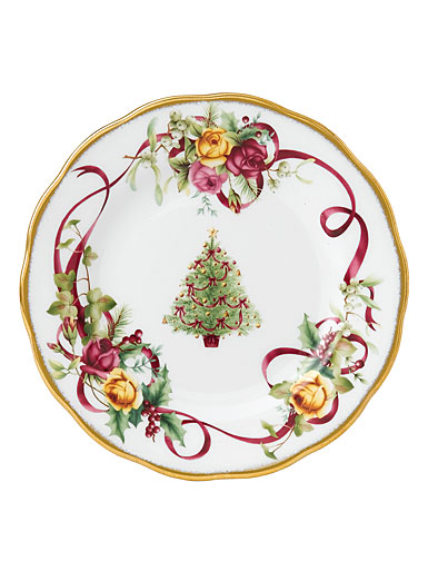 """Royal Doulton Old Country Roses Bread and Butter Plate 6"""""""