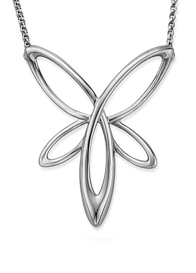 Nambe Jewelry Silver Star Necklace