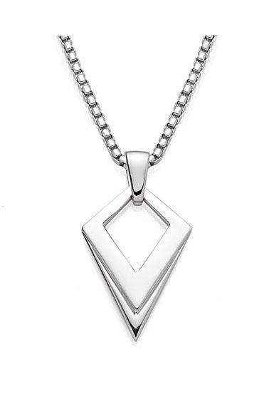 Nambe Men's Jewelry Arrowhead Pendant