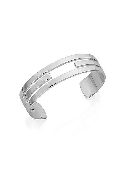 Nambe Men's Jewelry Bridge Cuff Bracelet