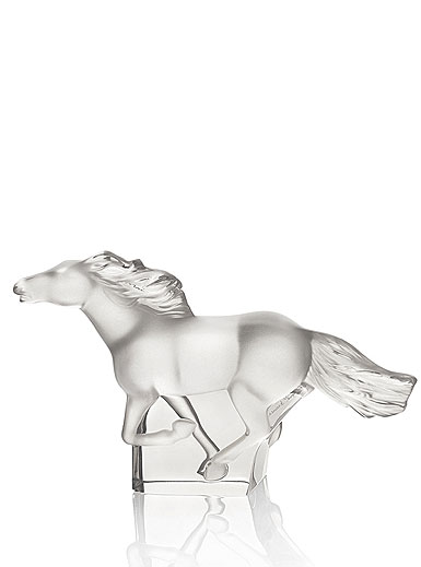 Lalique Kazak Horse, clear