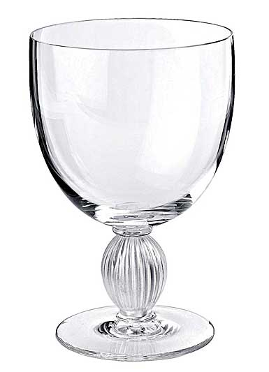 Lalique Crystal, Langeais Water Glass No 1, Single