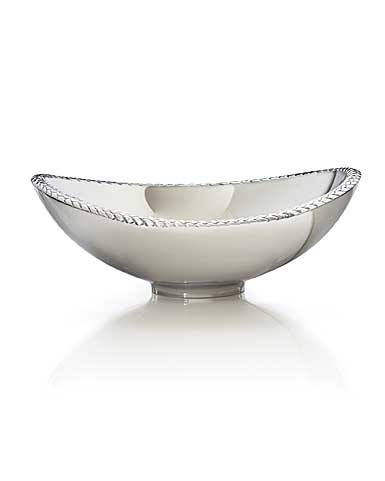Nambe Metal Braid Nut Bowl