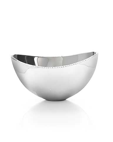 Nambe Metal Braid Serving 3 Qt Bowl