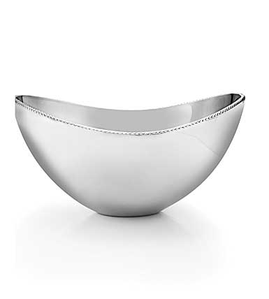 Nambe Metal Braid Serving 5 Qt Bowl