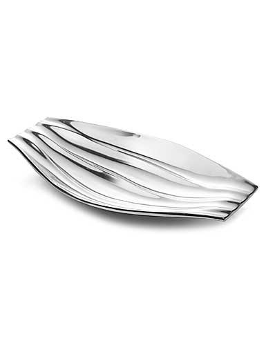 "Nambe Metal Drift 17 1/2"" Platter"