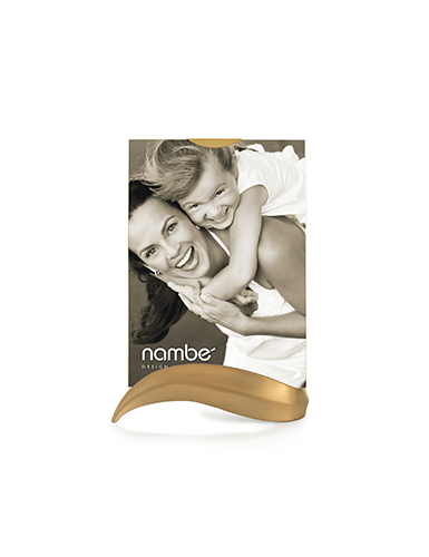 Nambe Metal Eco 5x7 Photo Frame