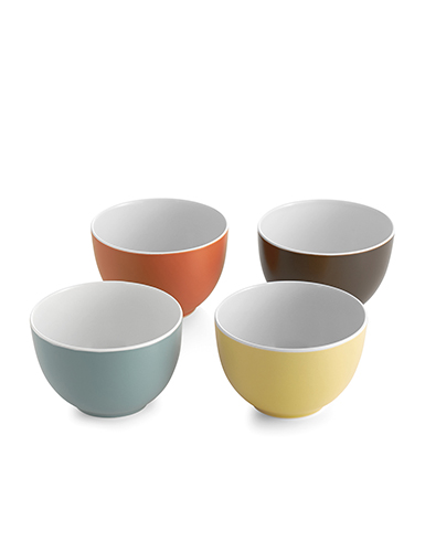 Nambe Pop Colours Small Bowls, Set of 4
