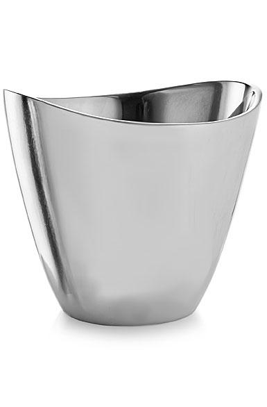 """Nambe Metal Vie 9"""" Ice Bucket"""