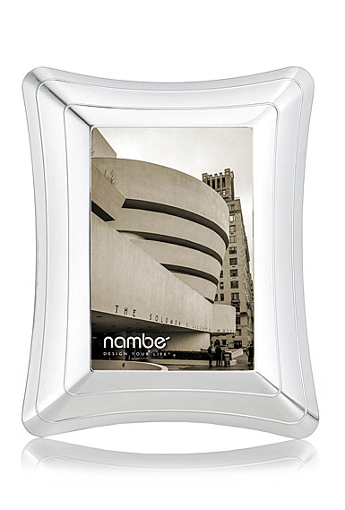 "Nambe Portal 4"" x 6"" Picture Frame"