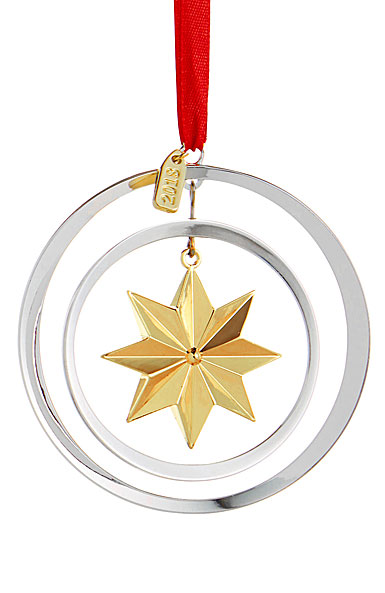 Nambe 2018 Annual Christmas Ornament