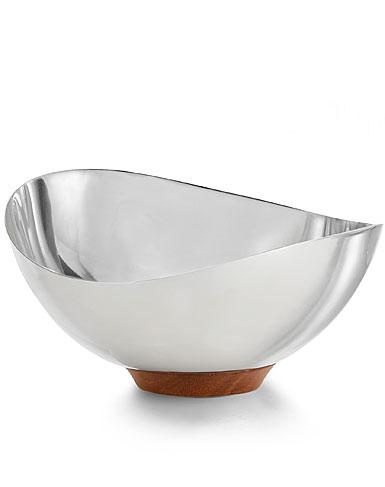Nambe Pulse Nut Bowl