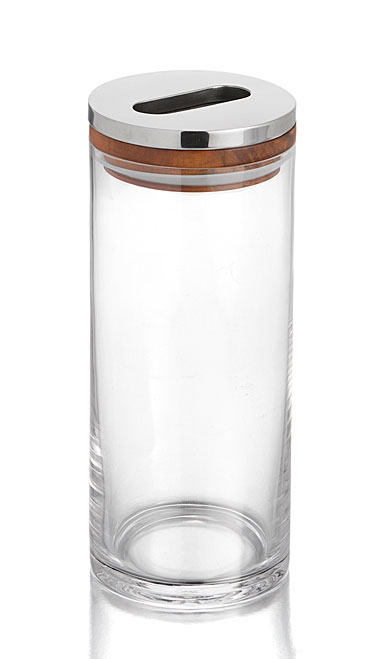 """Nambe Maris 10"""" Canister"""