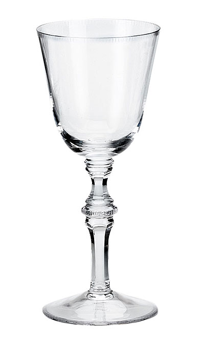 Moser Crystal Mozart Red Wine Glass, Single