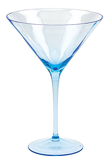 Moser Optic Martini Aquamarine, Single