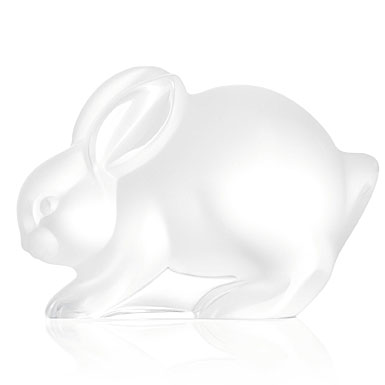 Lalique Standing Rabbit