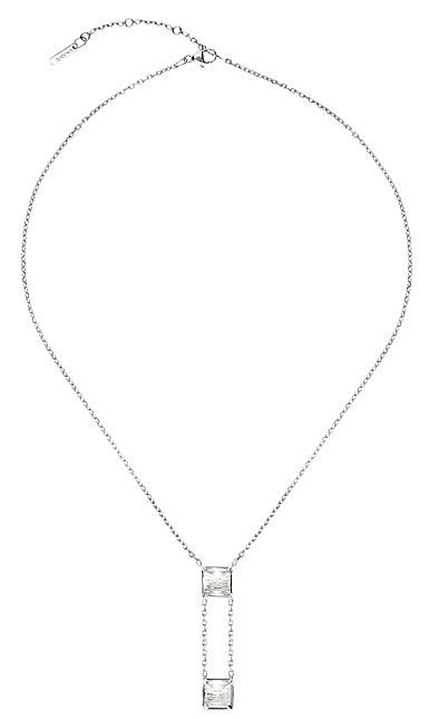 Lalique Crystal Rayonnante Pendant Necklace, Clear