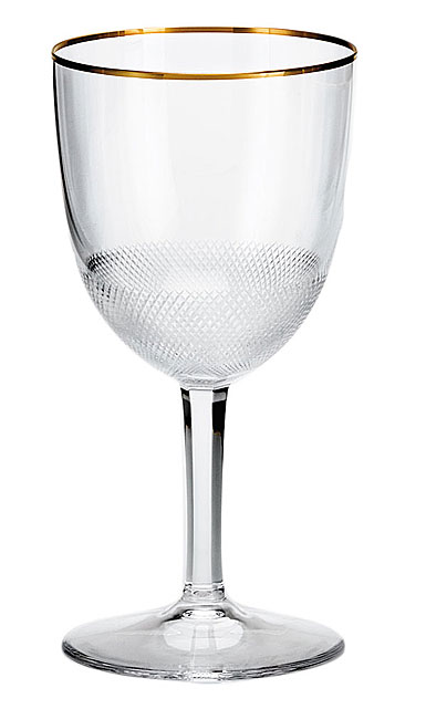 Moser Crystal Royal Red Wine Glass, Single