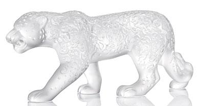 Lalique Rajah Jaguar