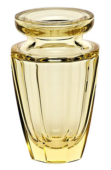 """Moser Crystal Eternity Bud Vase 4.5"""" Eldor"""