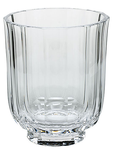 "Moser Crystal Paradise 7.9"" Vase, Clear"