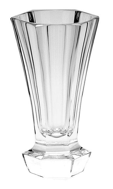 "Moser Crystal Unity Bud Vase 4.5"" Clear"