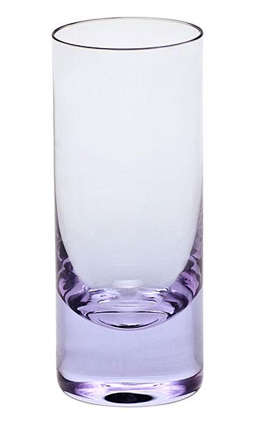 Moser Crystal Vodka Shot Glass, Alexandrite