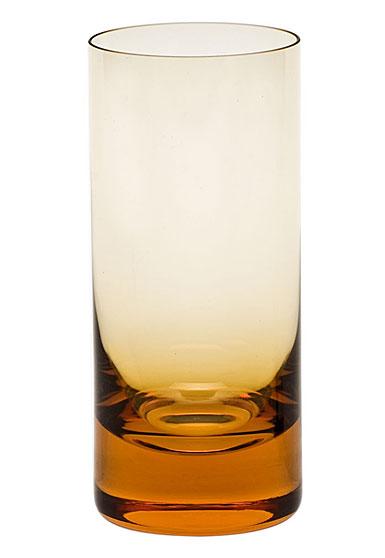 Moser Crystal Whisky Hiball 13.5 Oz. Topaz