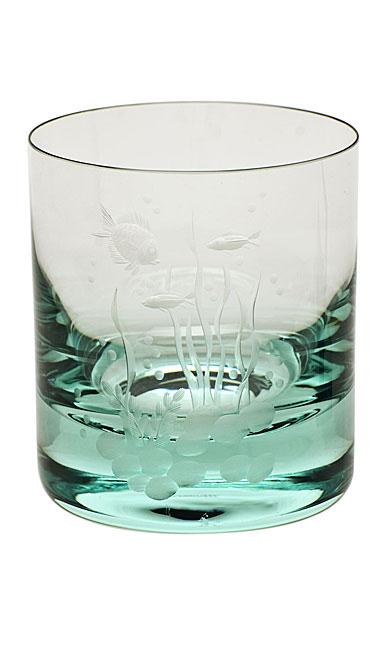Moser Crystal Whisky Ocean Life DOF, Beryl