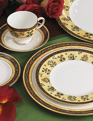 Wedgwood India 5-Piece Place Setting