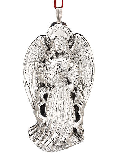 Reed & Barton Sterling Silver Katerina, Angel of Grace Ornament