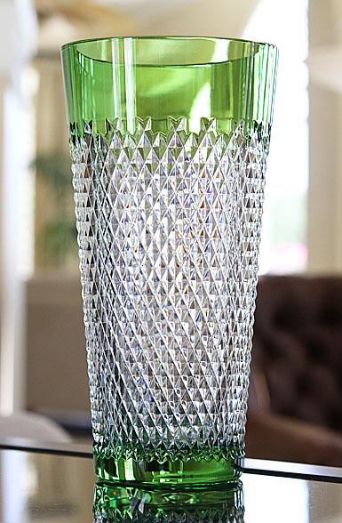 """Waterford Alana Prestige Tall 14"""" Vase"""