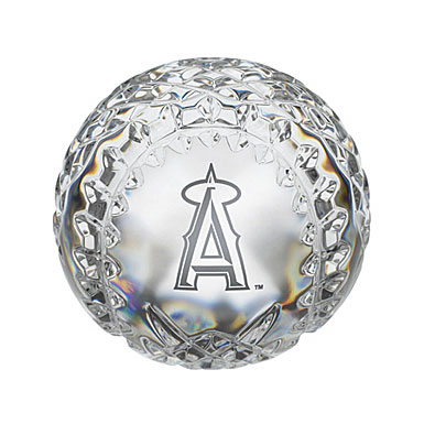 Waterford Crystal, Anaheim Angels Crystal Baseball