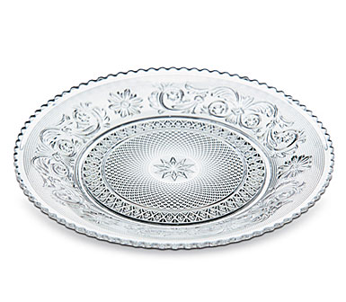 Baccarat Arabesque Dessert Plate, Single