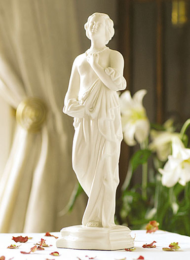 Belleek Affection Figure