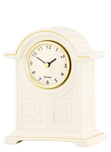 Belleek Regency Mantle Clock