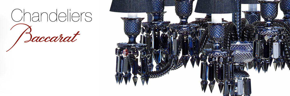 Baccarat Chandelier Collection Crystal Classics