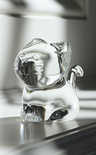 Baccarat Crystal, Minimals Kitty