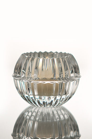 Baccarat Crystal, Mille Nuits Crystal Votive By Mathias