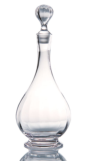 Baccarat Crystal Montaigne Optic Decanter