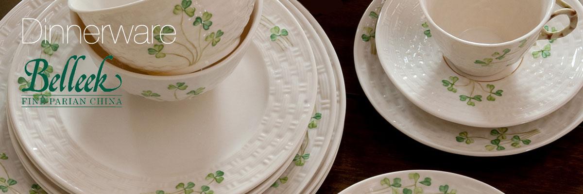 & Belleek Dinnerware Collection | Cashs of Ireland