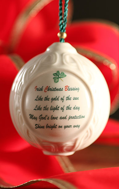 Baccarat Christmas Ornament