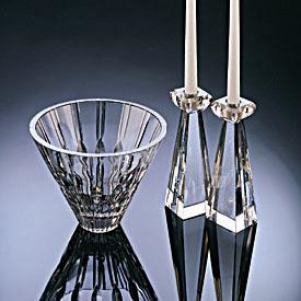 """Waterford Crystal, W Meridian 9"""" Crystal Bowl"""