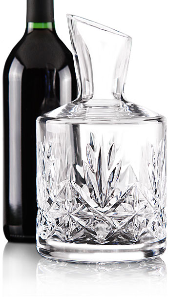 Cashs Ireland, Annestown Crystal Wine Carafe