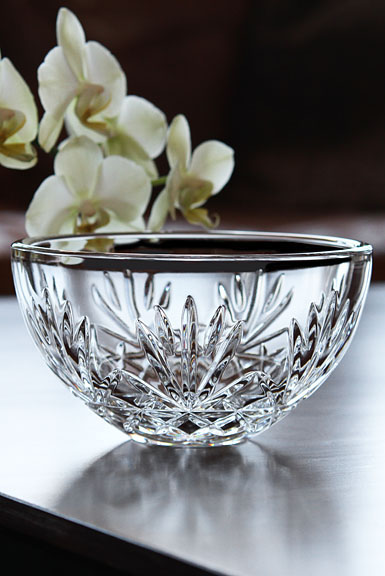 "Cashs Crystal Annestown 6"" Bowl"