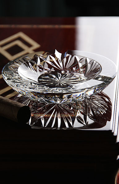 Cashs Crystal Annestown Ashtray