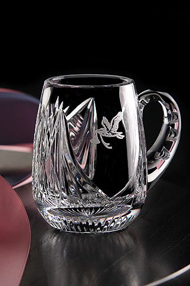 Cashs Ireland, Baby Christening Crystal Cup