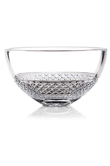 "Cashs Ireland, Cooper 10"" Crystal Bowl"